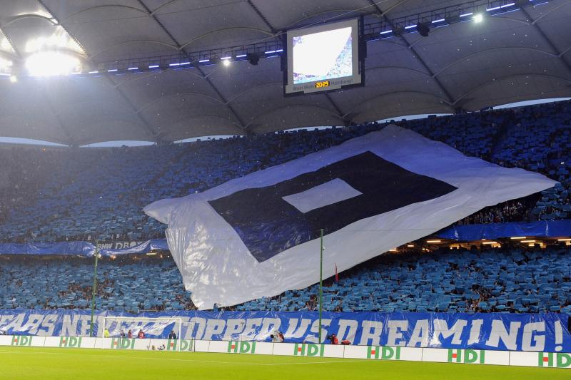 Hambourg-Stadium