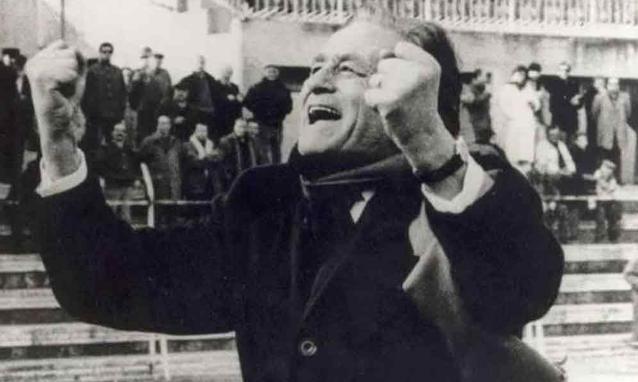 Costantino Rozzi, ex patroni dell'Ascoli (ANSA)