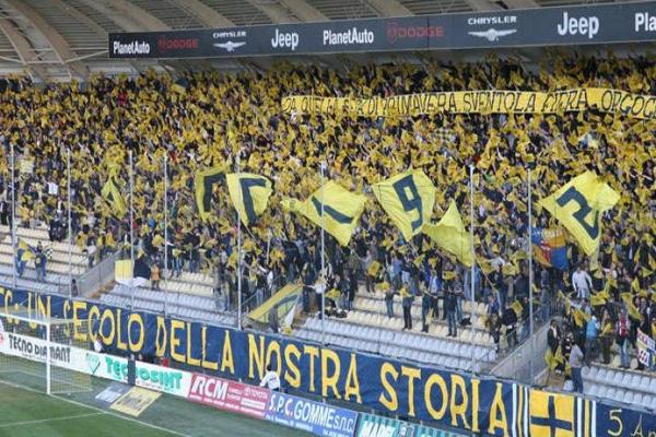 La passione dei tifosi gialloblù merita di più