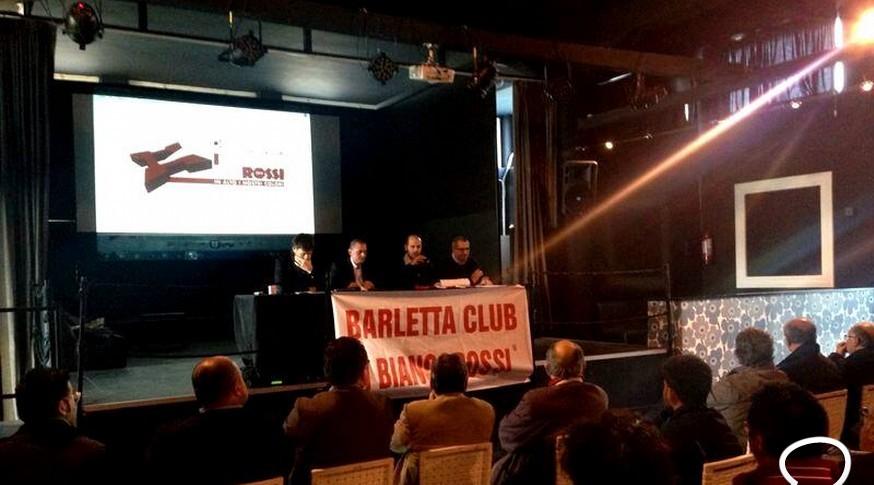Un momento della presentazione del progetto (foto barlettaviva.it)
